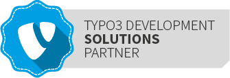 TYPO3 Development Solutions Partner